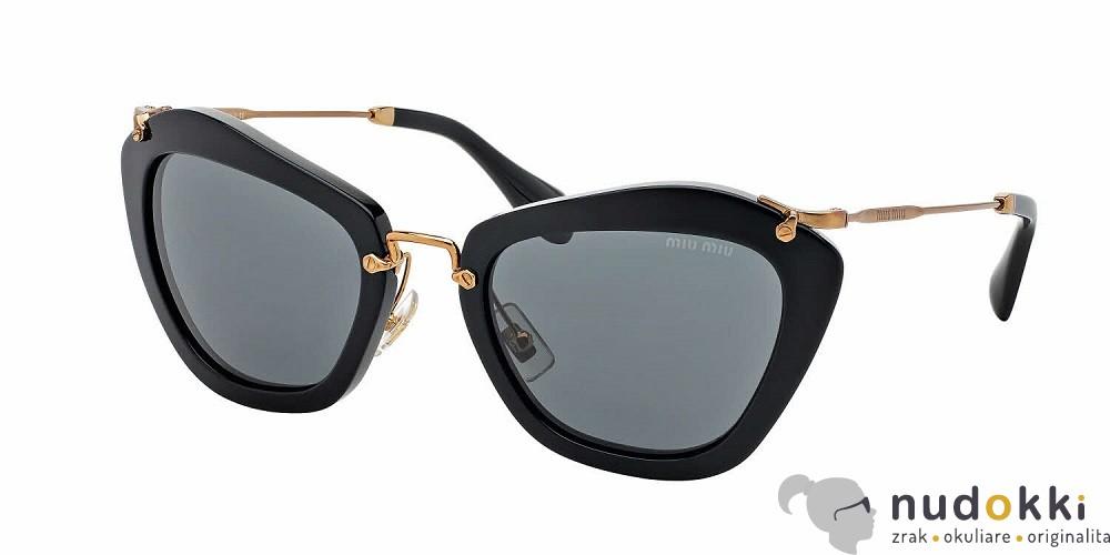 364602fdd sluneční brýle Miu Miu MU 10NS 1AB1A1 - Nudokki.cz