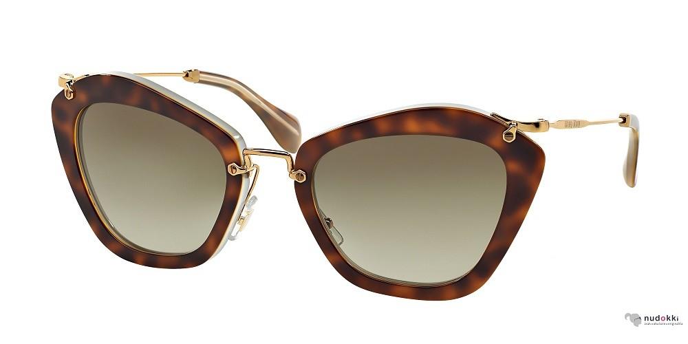 5100c1d58 sluneční brýle Miu Miu MU 10NS HAHA1X1 Zobrazit v plné velikosti