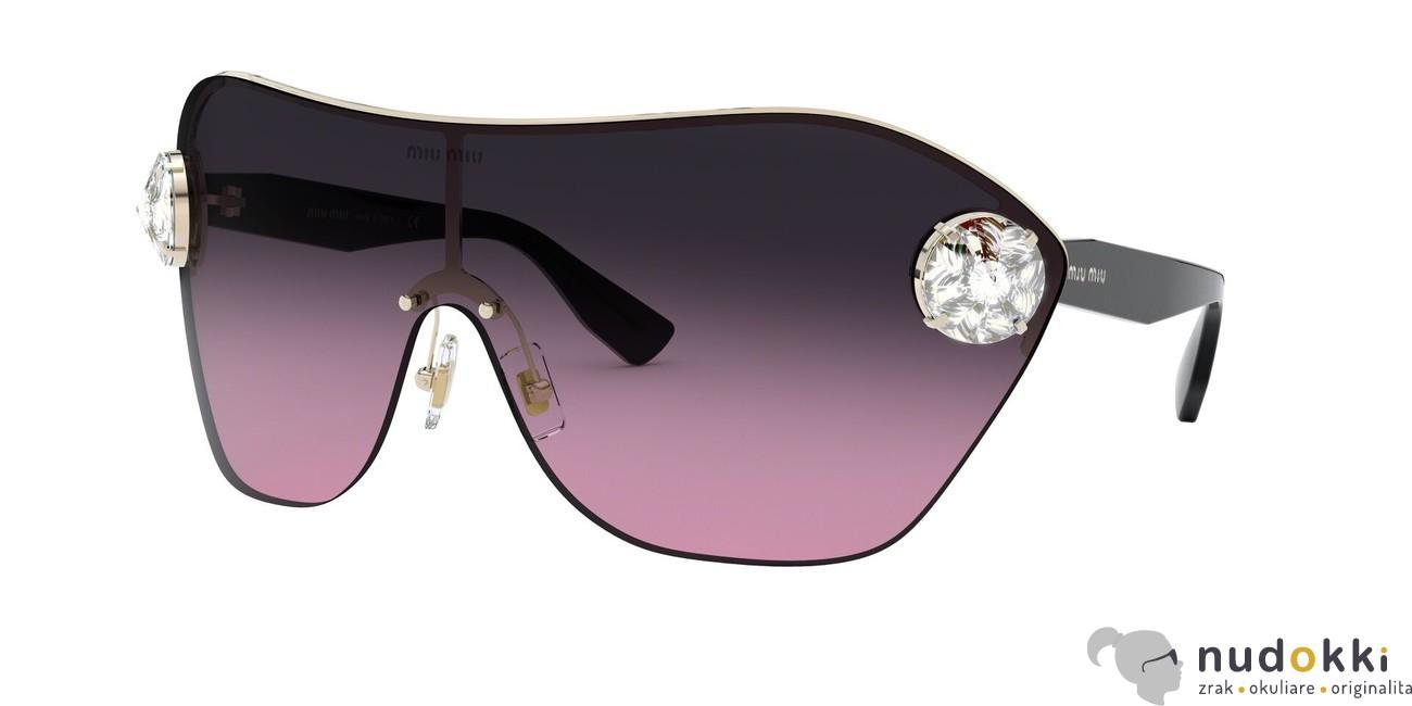 f2389d4fb sluneční brýle Miu Miu MU68US ZVN153 Zobrazit v plné velikosti